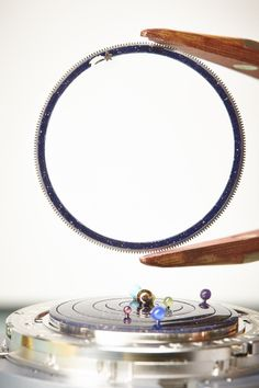 Van Cleef & Arpels Complication Poetique Midnight Planetarium Watch Hands-On Astronomical Watch, Cheap Deals, Lucky Star, Telling Time, Van Cleef Arpels, Textile Artists, Watches Online, Watch Brands, Luxury Watches