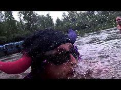Warrior Dash Water Challenge