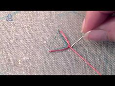 Learn How To Fly Stitch - YouTube