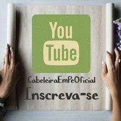 Inscreva-se no nosso Canal no Youtube: http://www.youtube.com/c/CabeleiraEmPeOficial  #cabeleiraempe #canal #youtube #youtubber #siga #instalike #blogger #blogspot #lavanda