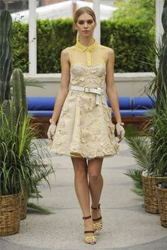 Louis Vuitton весна-лето 2011...