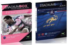 Travel Stadium invente le billet pour un événement sportif au choix | Locita.com