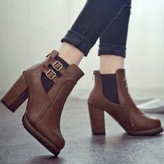 Nice pair of brown boots
