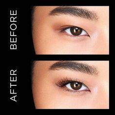 #HowToApplyMascara Mascara Tips, How To Apply Mascara, Longer Eyelashes, Long Lashes, Large Eyes, Combination Skin, Eyelash Extensions, Natural Skin Care, Hourglass