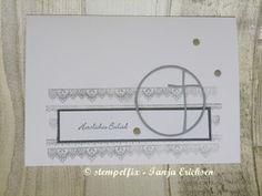 Trauerkarte mit Stampin Up, SAB