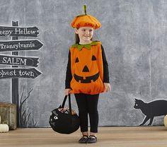 Toddler Pumpkin Costume | Pottery Barn Kids