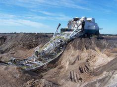 96 Best Coal Mining Images Coal Mining Heavy Equipment Mining