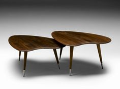 Walnut coffee table STRAWBERRY - Naver Collection: Walnut coffee table