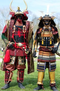 Eat your heart out, Tom Cruise: Belgian man makes his own samurai armor (and it's amazing)