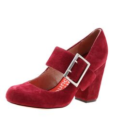 My favorite red shoes :)