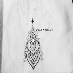 Mini Tattoos, Sexy Tattoos, Black Tattoos, Body Art Tattoos, Sleeve Tattoos, Tattoos For Women, Tatoos, Blackwork, Mandala Tattoo Design