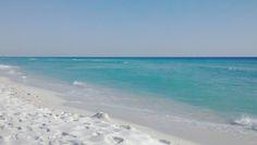 Navarre Beach, Florida...pure white beaches...Heaven on Earth