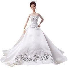 Barbie Reem Acra Bride Doll