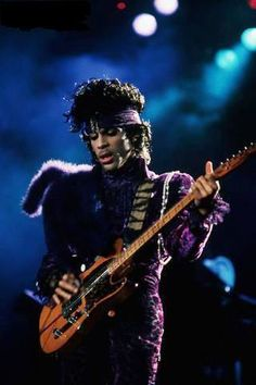 Prince | 1984/85 Purple Rain Tour His Royal Badness - love this look!