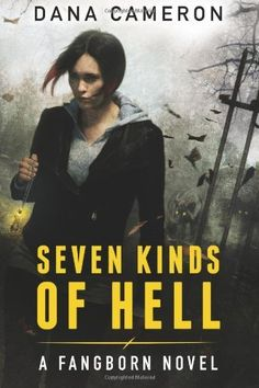 Seven Kinds of Hell (The Fangborn Series Book 1) by Dana Cameron http://www.amazon.com/dp/B00943A8RE/ref=cm_sw_r_pi_dp_kgmOwb0C02YQ7