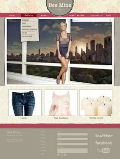 Bee Mine #bluetonemedia #Wilmington #fashion #website
