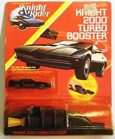 Knight Rider booster set