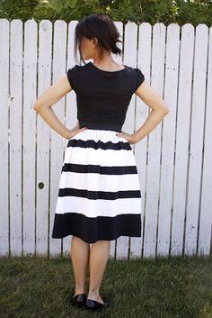 Cute dress tutorial