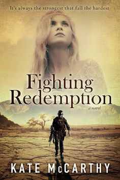 Reviews by Tammy and Kim: Cover Reveal & Giveaway: Fighting Redemption: Kate McCarthy