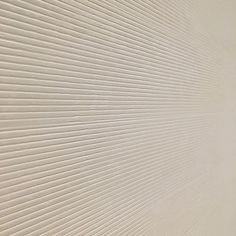 A closeup of our horizontally combed artisan plaster from our Hudson Yards project. #artisan #limeplaster #handmade #hudsonyards #interiordesign