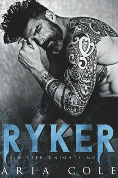 Ryker (Sinister Knights MC) by Aria Cole...Release Day Blitz