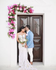 Congratulations to this absolutely adorable duo that tied the knot yesterday! So thankful we were a part of their beautiful day! Bougainvillea Wedding, Church Wedding, Tie The Knots, Happy Day, Beautiful Day, Congratulations, Thankful, Wedding Dresses, Instagram