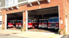 Project 365 - Each day a new adventure: Day 127: Fire Departments
