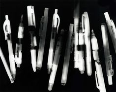 Photogram    the pens are a cool idea, and they are easy to find around