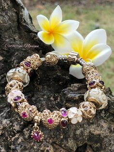 Pandora Bracelets, Pandora Jewelry, Pandora Charms, Pandora Gold, Arm Candies, Craft Storage, Memorable Gifts, Display Ideas, Jewelry Ideas