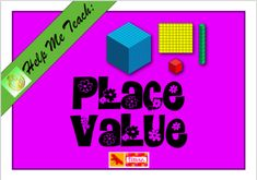 Place Value understanding is a sticky area with many students. Here is a set of resources that provides base ten blocks on cards with accompanying place value boards. Cards and boards for both Whole Numbers and Decimal Numbers. Also included are progressive Bingo games for: -whole numbers to 1000 -whole numbers to 10,000 -decimal numbers to tenths -decimal numbers to hundredths -decimal numbers to thousandths. Watch our preview video on our video page.