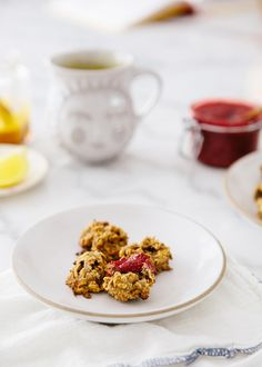 breakfast cookies | vegan + gluten-free