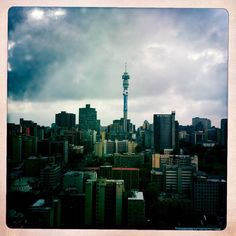 Johannesburg, South Africa.    What an amazing experience.  SA will always have a piece of my heart.