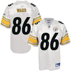 Hines Ward Jersey, #86 Pittsburgh Stee...  $20.00