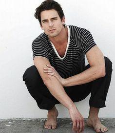 Talk about Man Candy. The very beautiful Matt Bomer. | Matt Bomer | Male Celebrities | Eye Candy @ lopezrw |