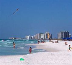 Destin Beach, Destin, Florida.  Love this place!