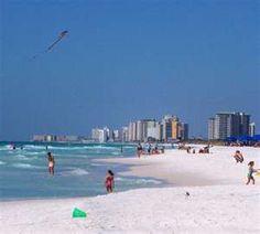 Destin Beach, Destin, Florida