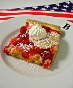 Cherry Dessert for President's Day
