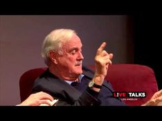▶ John Cleese in conversation with Eric Idle at Live Talks Los Angeles - YouTube