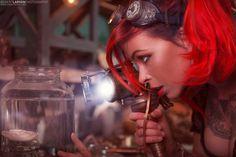 Photo & Post: Robert Larsen Model & Visa: Ayria Lovett