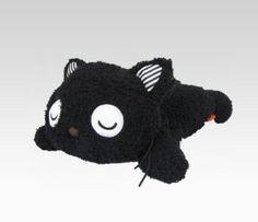 "Hello Kitty Friend Huggable Chococat Pillow - 24"" Sleeping Plush  Order at http://amzn.com/dp/B005UR68PY/?tag=trendjogja-20"