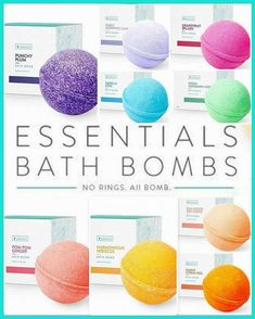 Essential Bath Bomb