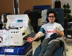 In collaboration with the South Texas Blood and Tissue Bank, UIW celebrates the National Cesar E. Chavez Blood Drive Challenge with an event that saw students donate their time and energy in hopes to save lives with blood donations.