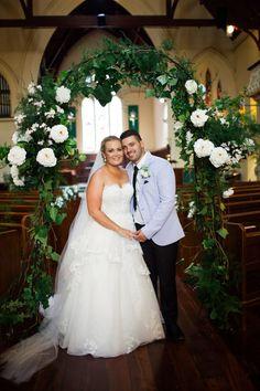 Photography: Amelia Claire Photography - ameliaclairephoto.com   Read More on SMP: http://www.stylemepretty.com/australia-weddings/2015/05/19/elegant-perth-garden-wedding/