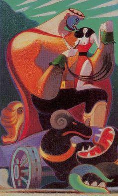 Dante tarot