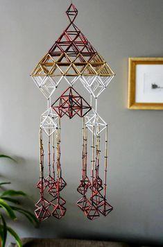 A Large Hanging MOBI