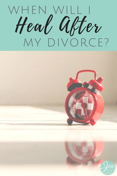 Healing after divorce is a process. Much like a major surgery, we work through the pain and then develop a scar. The scar is a reminder of our survival.