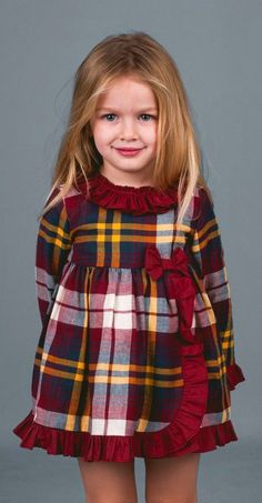 ideas for sewing clothes kids toddlers dress patterns - Babykleidung Sewing Dress, Sewing Clothes, Dress Clothes, Party Clothes, Little Girl Fashion, Kids Fashion, Toddler Dress Patterns, Kids Patterns, Clothes Patterns