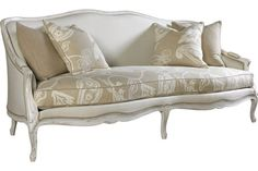 Alexander Sofa by French Heritage