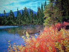 Joyce R. Becker - Clover Lake Quilt