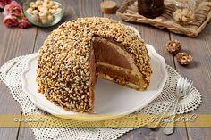 Appetizers Healthy Party Cooking Ideas For 2019 Italian Cake, Italian Desserts, Mini Desserts, Christmas Desserts, Italian Recipes, Torta Ferrero Rocher, Sweet Recipes, Cake Recipes, Baked Alaska